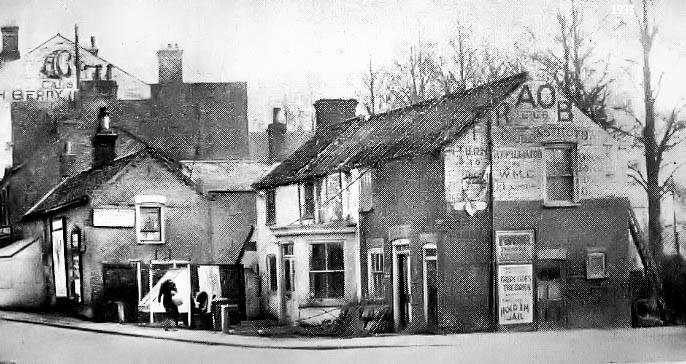 high street skegness 1933