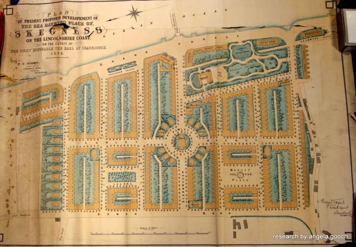 1878 map plans