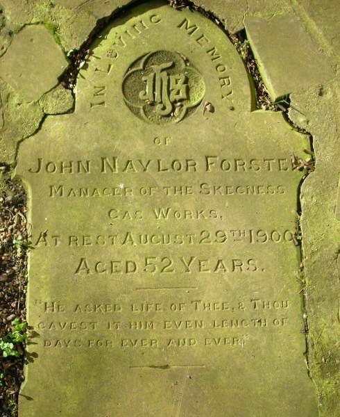 Forster John Naylor