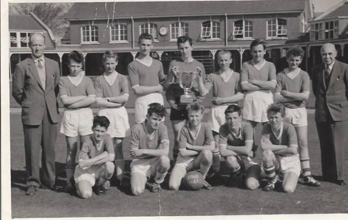 football team Lumley School