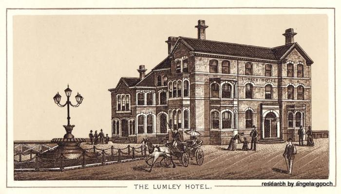 Lumley Hotel Skegness