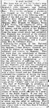 1-skegness cottage hospital foundation stone 1911 b